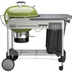 weber charcoal grill via crate and barrel, $329