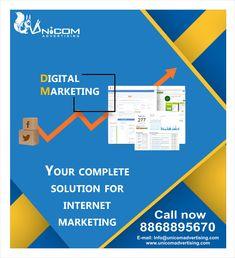 Unicom Advertising: Advertising Agency in India Marketing Logo, Marketing Quotes, Marketing Tools, Business Marketing, Internet Marketing, Online Marketing, Digital Marketing, Brand Advertising, Websitedesign