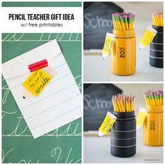 Pencil jar teacher g