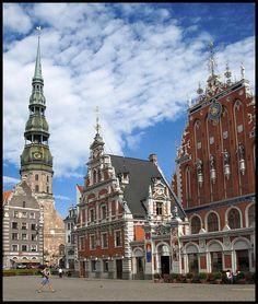Riga, Latvia Main Square