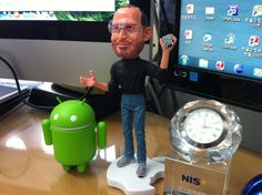 Jobs vs. Android Robots