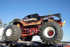 """""""Devil's Dodge """"Monster Truck"""