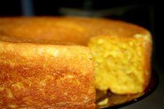 BOLO PRATICO DE MILHO DE LIQUIDIFICADOR   Doces e sobremesas > Receitas de Liquidificador   Receitas Gshow