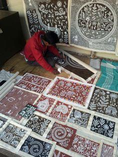 Craft Museum,Delhi, India