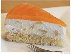 Leichte Multivitamin-Obst-Torte