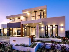 A stunning luxury design by Elderton Luxury Homes! Paragon architectural windows and doors by Wideline. Dream Home Gym, Dream Home Design, Build Your Dream Home, Dream Homes, Mcdonald Jones Homes, Home Design Floor Plans, Building Contractors, Industrial House, Modern Industrial