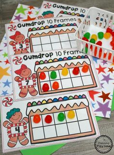 We hope you loved these preschool cooking theme activities as much as we do. Christmas Math, Christmas Activities For Kids, Preschool Christmas, Preschool Activities, Preschool Cooking, Preschool Printables, Christmas Projects, Gingerbread Man Crafts, Gingerbread Man Activities