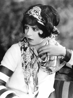 Clara Bow 'It Girl'