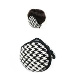 Women Cold Weather Houndstooth Ear Muffs Earmuffs Lined One Size Fits Most NWT Ski Hats, Earmuffs, Houndstooth, Cold Weather, Winter, Fitness, Ebay, Women, Gymnastics