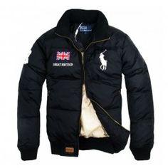 günstig billig Big Pony Ralph Lauren Polo Daunen Jacke