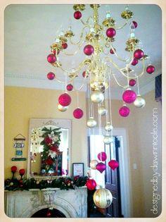 Ornament Chandelier