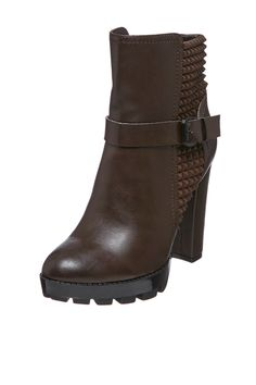 Venda Calçado tendência / 29074 / Poti Pati / Botins e botas / Botins Chocolate