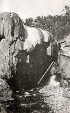 Jemez springs in.  New Mexico