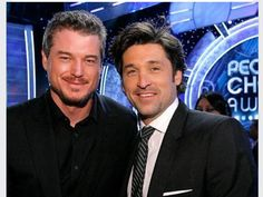 Mcdreamy and Mcsteamy
