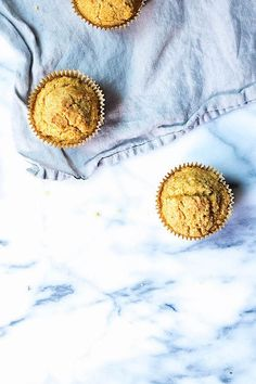 Gluten-Free Cornbread Muffins.