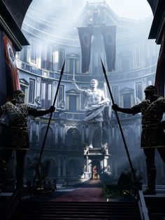 Ryse: Son of Rome Screen