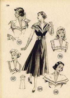 Lutterloh 1949 Book Models 105 - 108