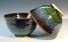 Mmmmmm, glazed stoneware. Do I need more dishes? No. Can I want these? But of course!
