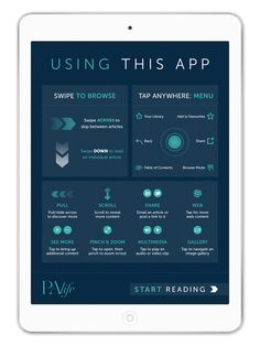 PA Life Digital Magazine by Creative Buzz , via Behance