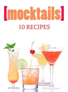 10 delicious mocktail recipes