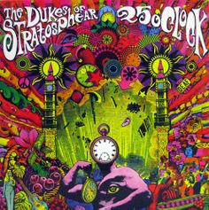 THE DUKES OF STRATOSPHEAR / 25 O'CLOCK(LP)