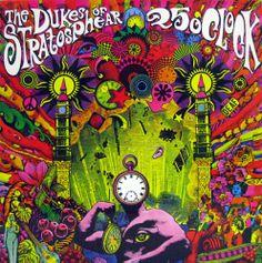 THE DUKES OF STRATOSPHEAR / 25 O'CLOCK(LP)