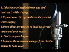 Lip roll- Female vocal workout for stable larynx - YouTube