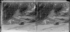 """Esterri d'Àneu_0011. """"Carretera entre Esterri d'Àneu i Les Ares"""", Josep Maria Co i de Triola, [entre 1909 i 1930]"""