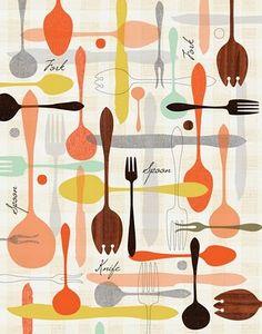 illustrator: Jenn Ski - this should be wallpaper
