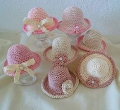 Eierwärmer häkeln, Vintage Eier-Hüte, Gratis Anleitung, Reste häkeln, handmadebykw