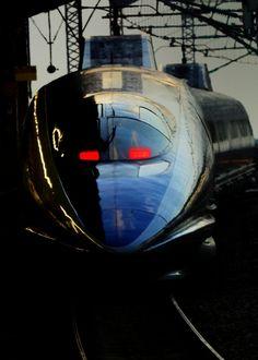 Japanese bullet train, Shinkansen 新幹線