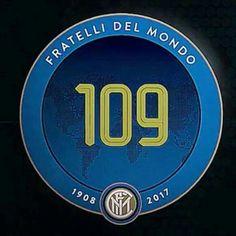 109 anni di storia, passione, pazzia. Pazza inter amala #inter109 #maistatiinb #inter #milano #internazionale