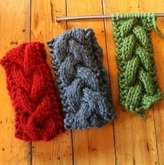 becoming maggie blue: A Quick Knit Teacher Gift
