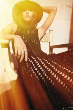 knitGrandeur: Trend Watch: The Crochet Dress