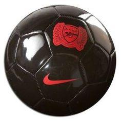 Nike Arsenal Spe EDT SPP 2011 Soccer Ball Black Brand New   eBay