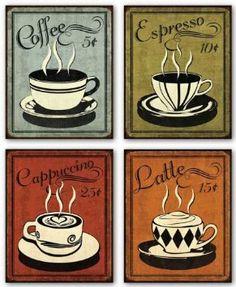 Resultado de imagen para hot chocolate wall decor
