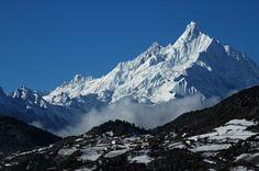 梅里雪山, 云南迪庆 (6,740m) – PJ's Travel & Food Blog