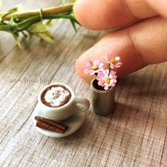 2017. Miniature Cofee ♡ ♡ By an chouchou