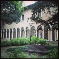 Biblioteca Oriani, Piazza San Francesco, Ravenna (RA)
