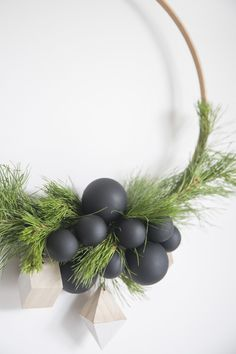 Scandi Christmas Table Setting by All the Frills | Made From Scratch