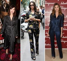 Fashion Trends: Pajamas as Outerwear - Fashionably Fly