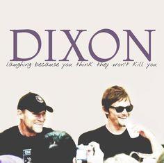 Merle & Daryl Dixon, The Walking Dead