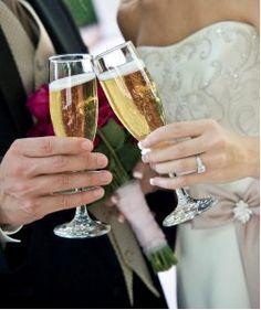 Comment choisir le champagne pour son mariage et quantite ?