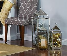 Lantern displays, styled three ways! Get inspired with CANVAS Christmas. MyCANVAS
