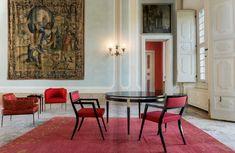 Italian fashion brands: Armani Casa exclusive textiles by Rubelli