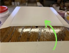Learn to Fill Woodgrain: Insider Tips From a Pro – Painted by Kayla Payne - furniture diy projects Painting Oak Cabinets, Wood Cabinets, Home Repairs, Painting Tips, Spray Painting, Kitchen Decor, Diy Kitchen, Kitchen Ideas, Kitchen Design