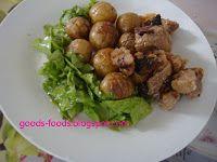 Рецепты вкусной кухни: Молодая картошка в духовке: как запечь, чтобы было...