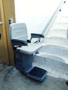 NEA ΤΟΠΟΘΕΤΗΣΗ ΓΙΑ ΕΞΩΤΕΡΙΚΕΣ ΣΚΑΛΕΣ ΣΤΗΝ ΛΕΥΚΑΔΑ! Συμβουλευτείτε τους μηχανολόγους μας για να αποκτήσετε κι εσείς το δικό σας ανελκυστήρα σκάλας, στον εξωτερικό χώρο του σπιτιού σας και να νιώσετε την ελευθερία που σας δίνει ένα σπίτι χωρίς σκάλες!