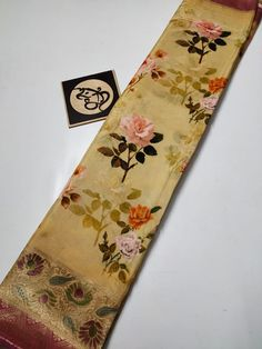 Floral Blouse, Floral Tie, Floral Crib Sheet, Happy Shopping, Lehenga, Sarees, Weaving, Product Launch, Bollywood Style