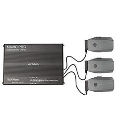 RCstyle Multi Intelligent Battery Charging Hub Dock für DJI Mavic Pro